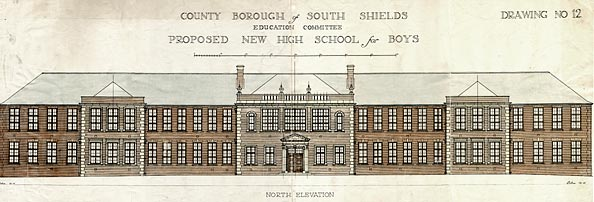 School Front Elevations